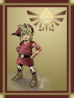 Link_Red by sebastianhaze