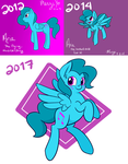 WAC: Redraw Challenge by MelodicMarzipan