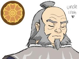 Uncle Iroh by Digiko