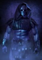 Masters of the Universe: Skeletor by sgorbissa