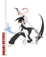 Bleach Shinigami by TrueLightHikari