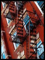 The Streets Of New York II by noemia