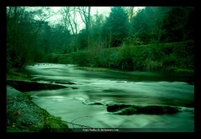 Water of Leith by KaFKa-FX