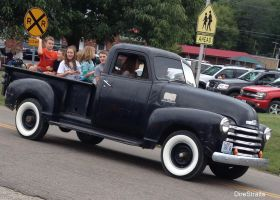 1948 Chevy PU by thedirestraits