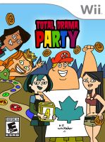 Total Drama Party on Wii by DJgames