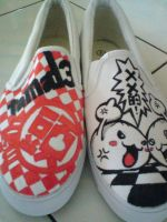 Shoes Design I by TCHS530