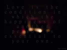 Love Quote. by KyraTeppelin