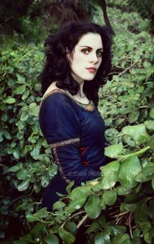 Sorcha. by away-with-the-fae