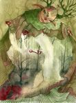 Into the Woods by shadowgirl