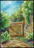 aceo entrance by kailavmp