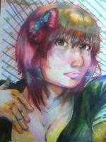 me in copic by 13Yuichi98