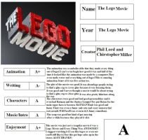The Lego Movie Review by penguinlover4
