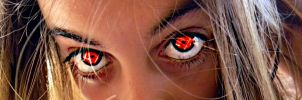 Bloody Eyes by rocklets
