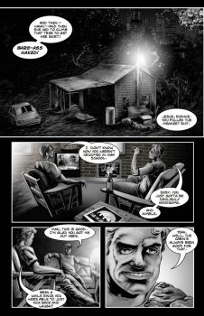 The Horror Show - Page 01 by jamescmaddox