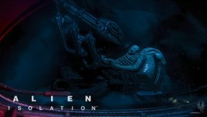 Alien Isolation 022 by PeriodsofLife