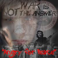 """""""Angry for Peace"""" by CrazyDave55811"""