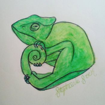 Chameleon by Stephie212202