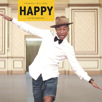 Pharrell Williams - Happy (Official Audio) by biancalovato