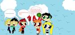 The RRB Meet The PPnkG by PinkieThePowerpuff