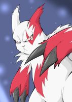 Zangoose by TheFresco