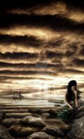 The Lost Mermaid. by Moramarth