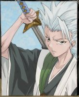 Hitsugaya by kittycat78