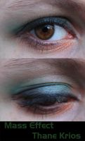 Thane Krios Eye Make-Up - Wearable by LadySiha