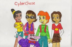Cyberchase by MSKM2001