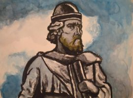 King Alfred by Jeremiah29