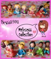 Princess Collection by Beca1591