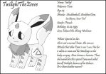 Informations about me by TwilightTheEevee