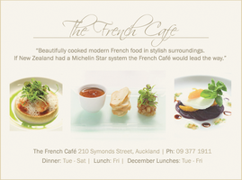 The French Cafe by cishkash