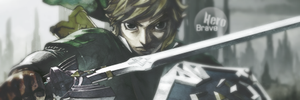 Courage///Link by Vinz97