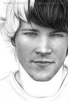 Jared Padalecki WIP 2 by Cataclysm-X