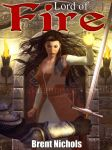 Lord of Fire book cover by 3D-Fantasy-Art