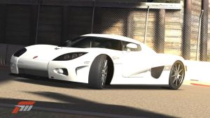 Koenigsegg CCX 1 by HappyLuy