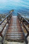 Downstairs, the Sea by lukecproberts