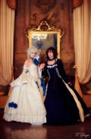 Pandora Hearts - Through the Looking Glass by giuccin