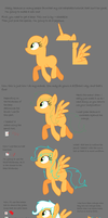 Pony Adoptable Tutorial Re-do by vega37