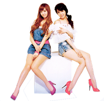SNSD JeTi PNG by Kpopified