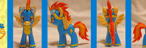 Custom Pony: Spitfire #2 by frostfire14