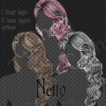 Nelly Hair Stock by Ankori
