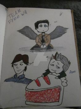 Team Free Will by fantasygirl157