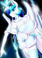 Crystal Miracle by BluDraconoid
