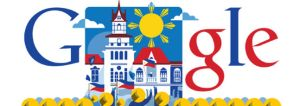.:Philippine Independence Day Google Doodle:. by pjcb12