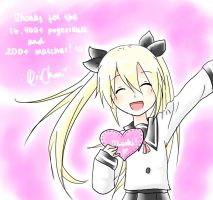 THANK YOU ALL! by EriChan04