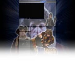 Tom Baker for YouTube Channels by TimeTravelingTardis