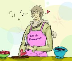 Hetalia- Cooking With Russia by edcentricOo