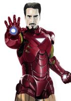 Ironman by DylanInc