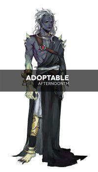 [closed] Adopt  Auction #1 by Afternoontm